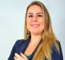 Professora Lízia Medina orienta sobre estudos do TRE