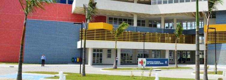 Hospital com 100 vagas para enfermagem e farmácia