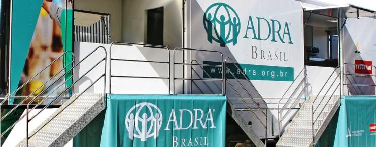 Salário de R$ 1,3 mil para auxiliar de nível médio na Adra