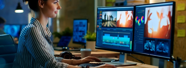 SM Marketing abre vaga para editor de vídeos