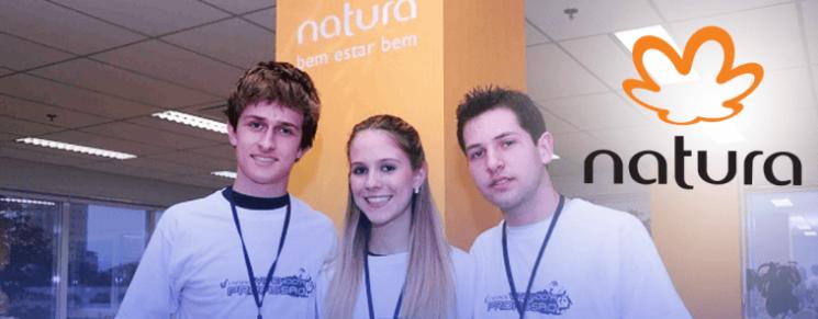 Natura abre mais de 100 vagas para jovem aprendiz