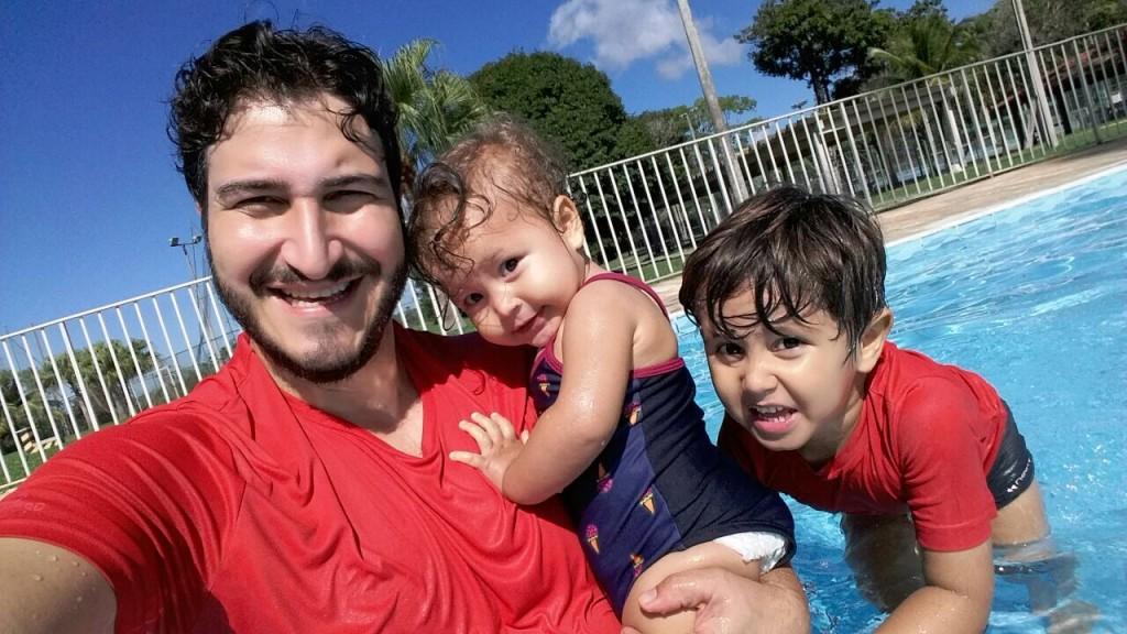 Evandro, Vicente e Ivie: atenção ao que os filhos dizem.