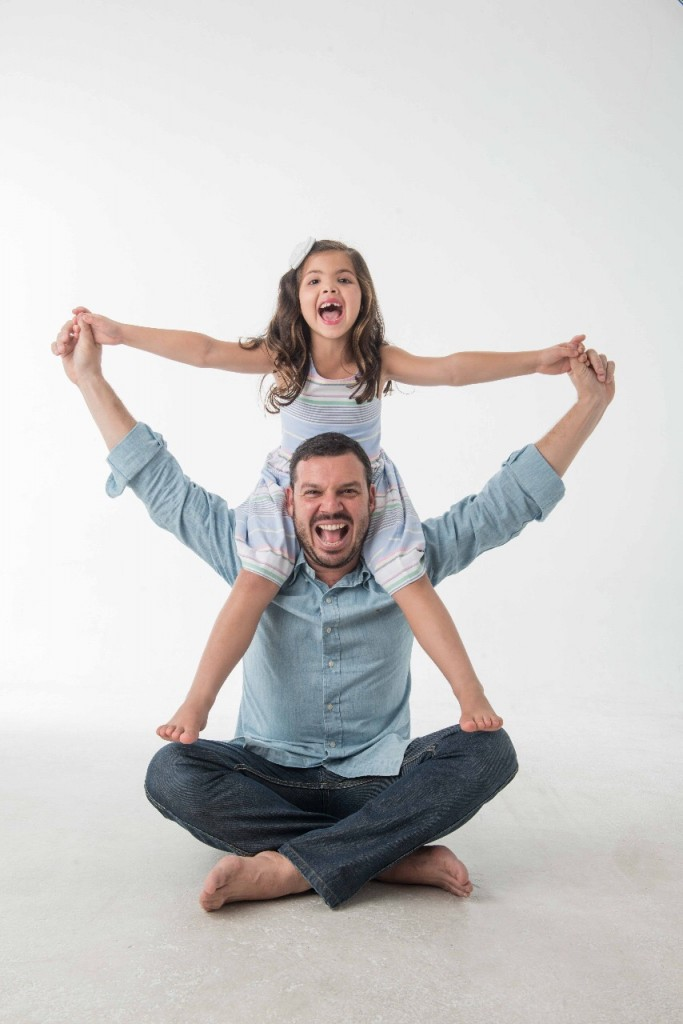 Frederico e Maria Fernanda: crédito aos filhos. | Fotos: Karla e Kristina Gonçalves.