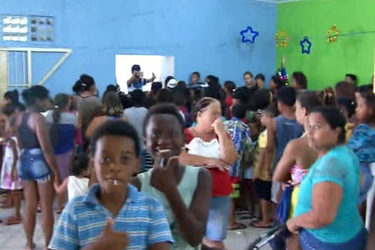 'Dia D' na Creche Tia Loura encerra o ano da Campanha Espírito Santo Solidário