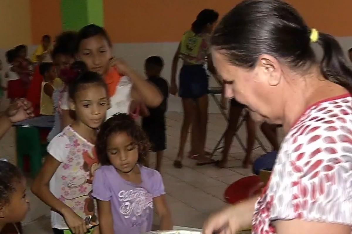 Creche Tia Loura é parceira da Rede Vitória na Campanha ES Solidário