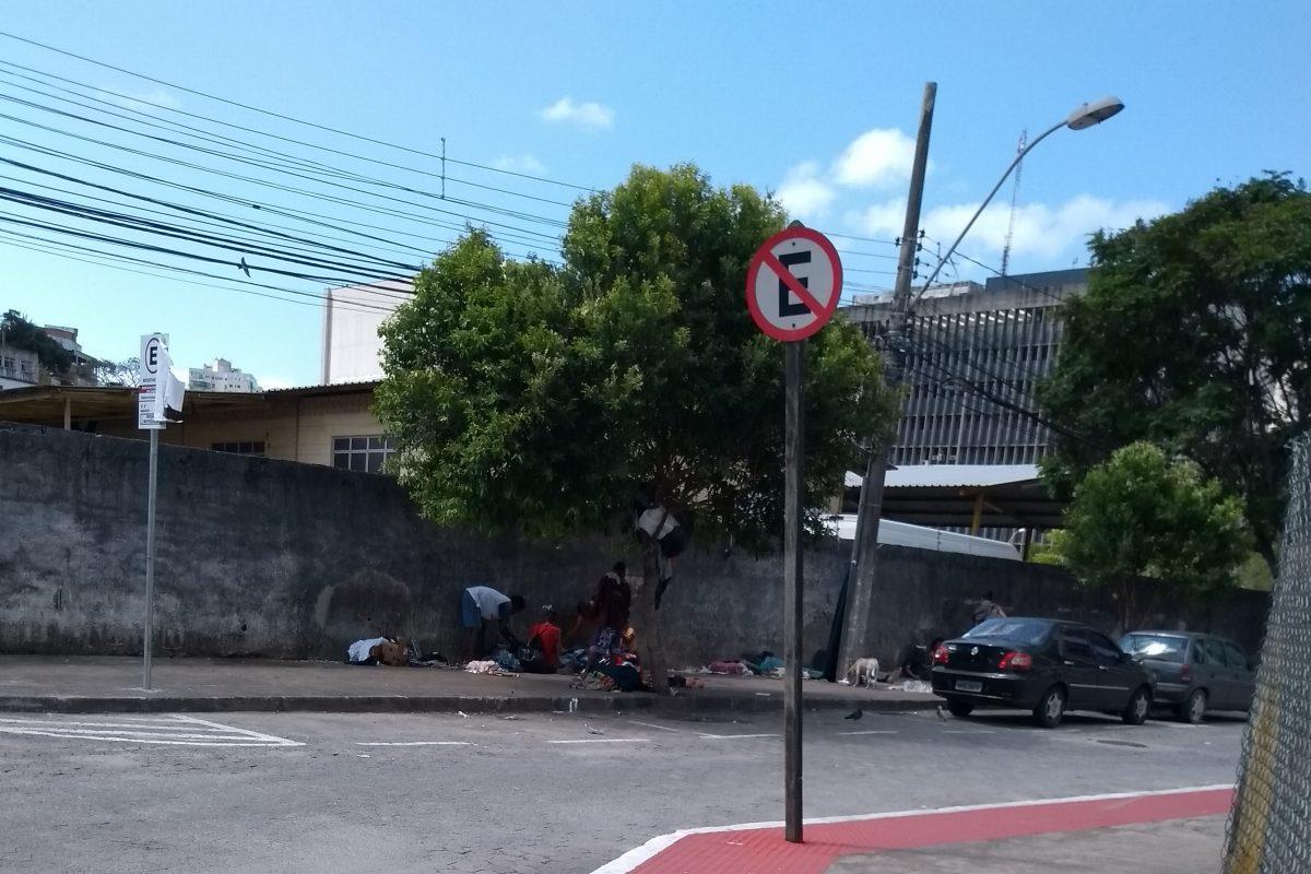 Internautas denunciam usuários de drogas e falta de policiamento
