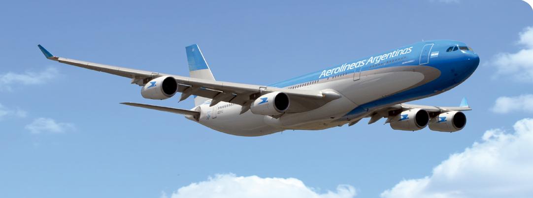 Resultado de imagem para Aerolíneas Argentinas