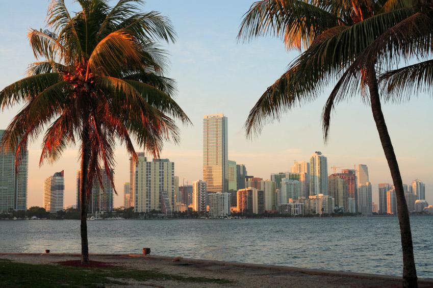 Passagem para Miami por R$ 556 o trecho partindo de Vitória, BH e Campinas
