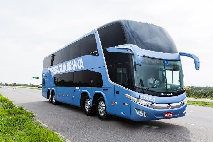 Ônibus de luxo com cama de Vitória para o Rio e Porto Seguro na ...