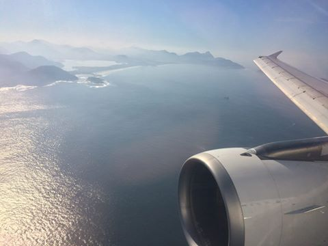 Planeje a sua viagem e garanta passagens  por apenas R$ 76 nos voos de Vitória