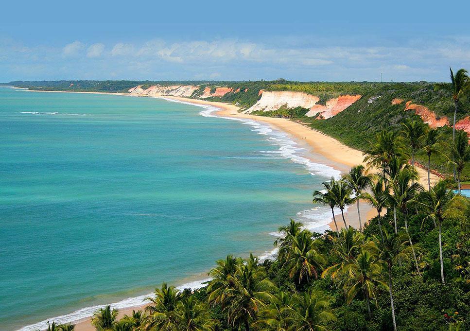 Passagens aéreas de ida e volta de Vitória para Porto Seguro por apenas R$ 604. Confira outras ofertas!