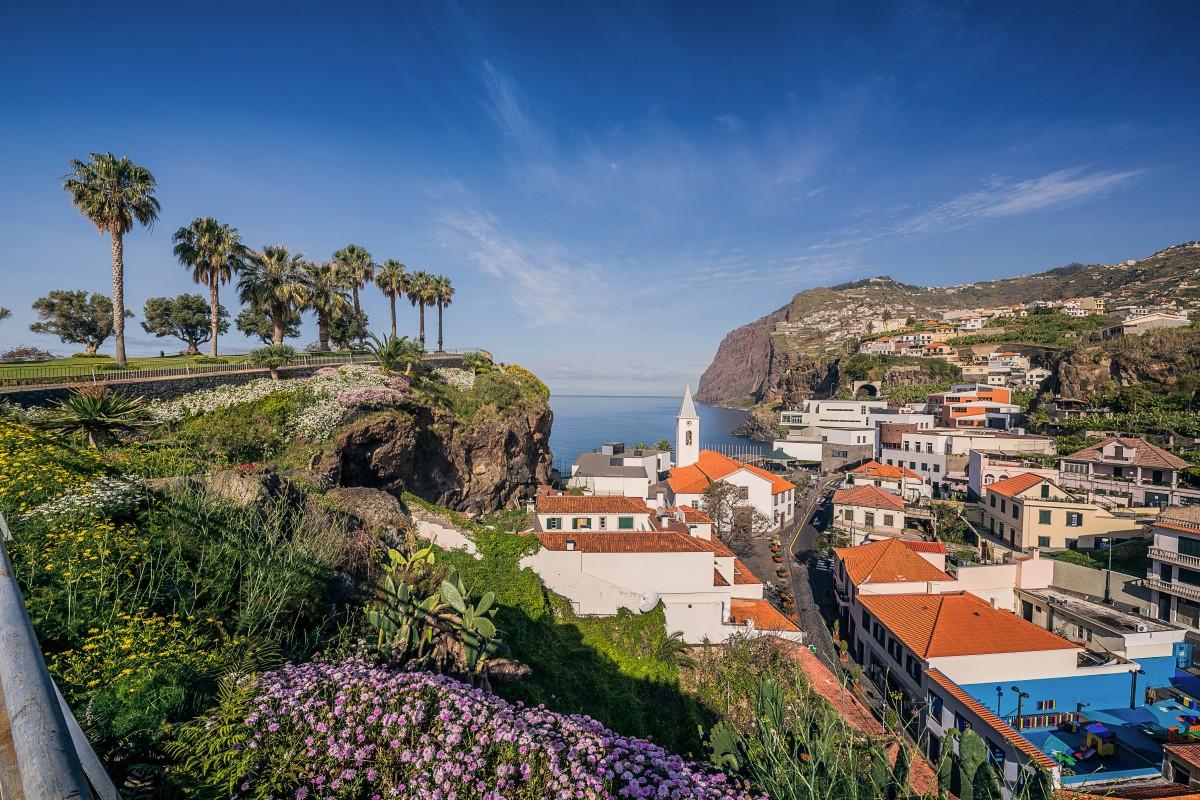 Camara de Lobos - Credito Turismo da Madeira