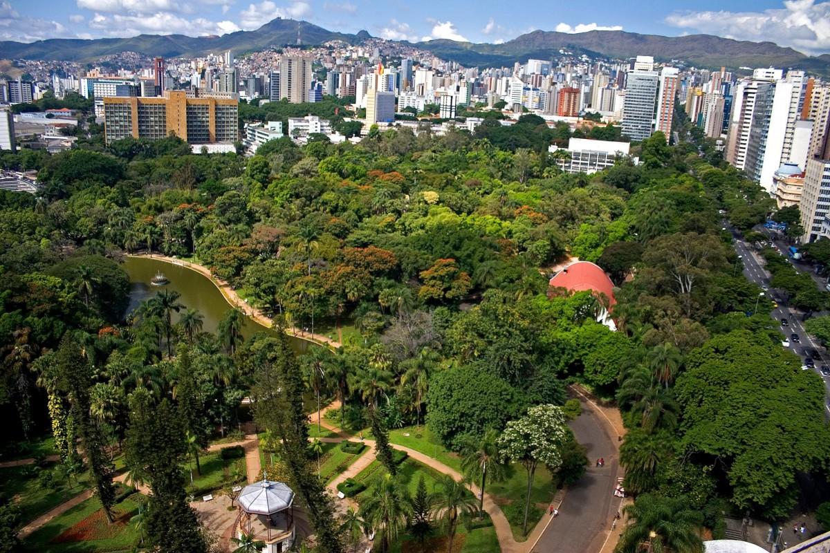 Vista Aérea de BH-Foto Adão de Soua-PBH