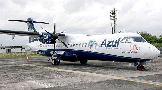 Azul anuncia intenção de lançar voos em Linhares e mais 34 cidades