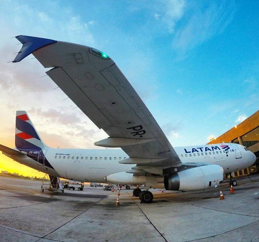LATAM vai acabar com os voos sem escalas de Vitória para Belo Horizonte