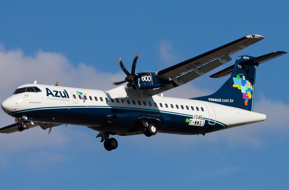 Mossoró terá voos sem escalas da companhia Azul em junho