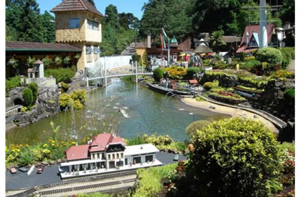 Um dos pontos turísticos mais tradicionais de Gramado é tombado pelo patrimônio histórico