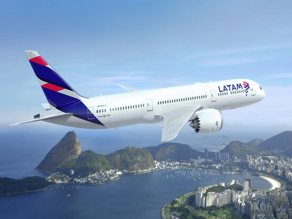 LATAM começa a oferecer voos de Fortaleza para Orlando