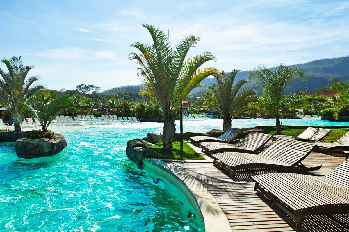 Escolinha do Real Madri estará presente no Rio Quente Resorts