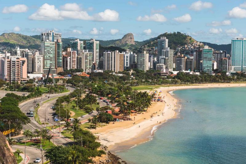 Pesquisa revela que Vitória está entre os 10 destinos preferidos dos brasileiros para passar o Ano Novo