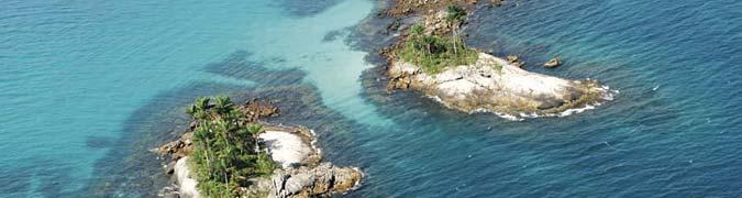 Conheça os destinos da Costa Verde do estado do Rio de Janeiro
