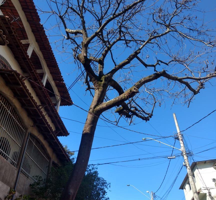 Morador de Vila Velha relata situação de perigo