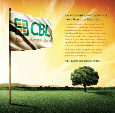 fa8abc9cdd136 Ball Comunicação cria campanha para a CBL – A Ball Comunicação acaba de  criar seu primeiro trabalho para a CBL Desenvolvimento Urbano. A campanha  segue uma ...