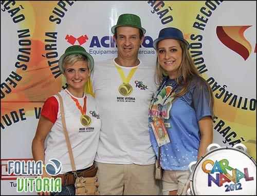 Rede Vitória recebe convidados em Camarote Olímpico no ...