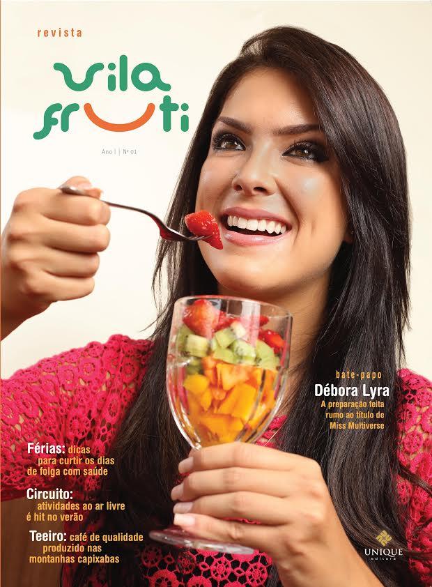 1ª edição - capa vila fruit
