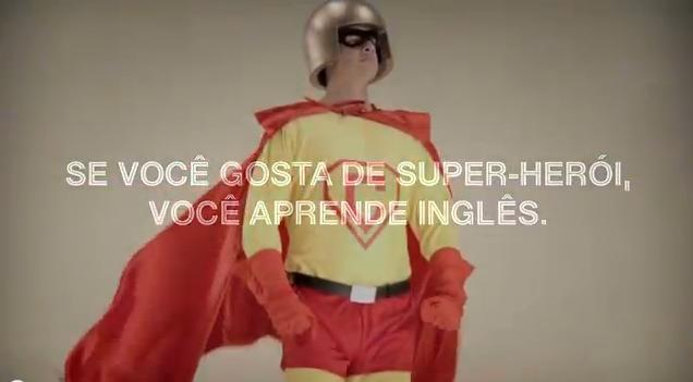 super herói _ CNA