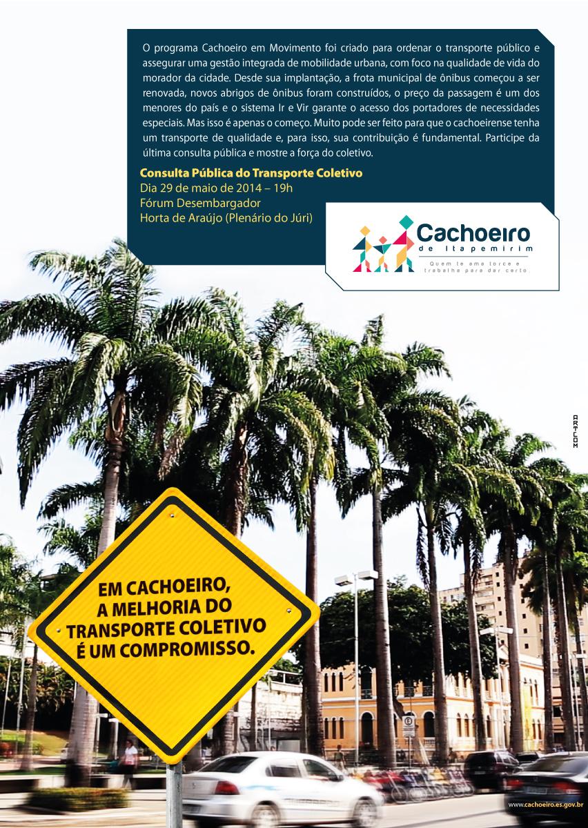 Artcom cria campanha de mobilidade urbana para a Prefeitura de ...