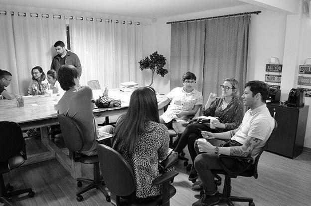 equipe contatus em workshop