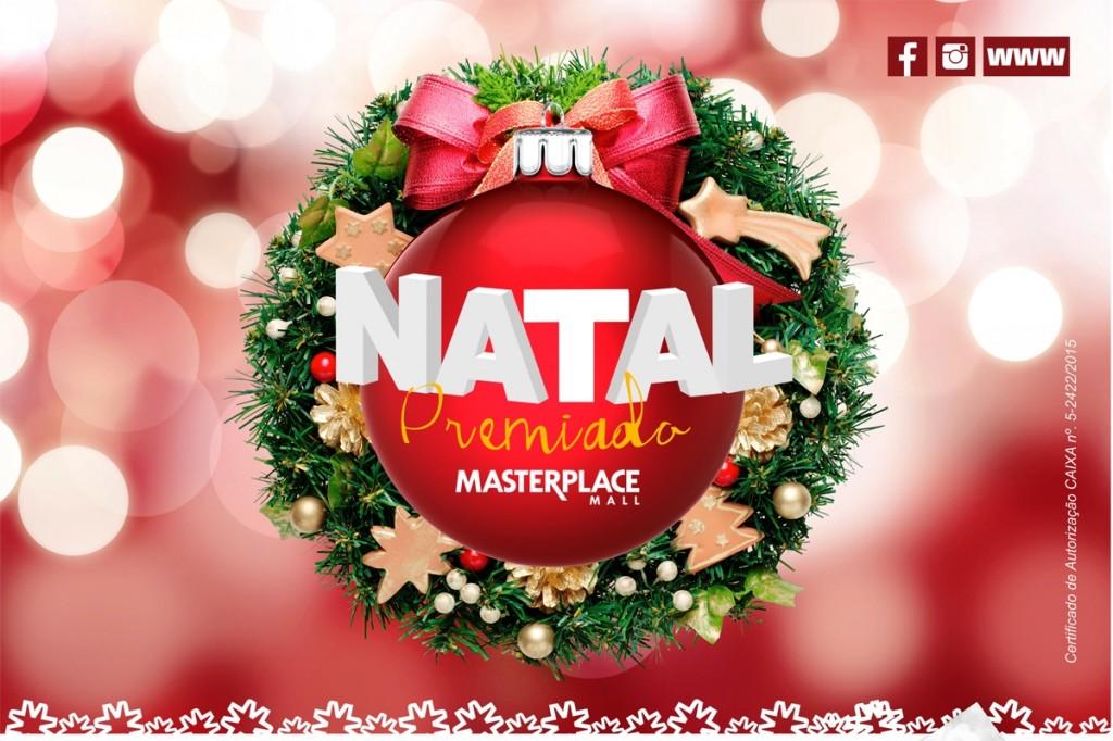 Cartaz Natal Masterplace