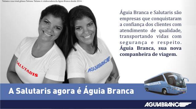 """Campanha """"Gêmeos"""" marca união de duas marcas"""