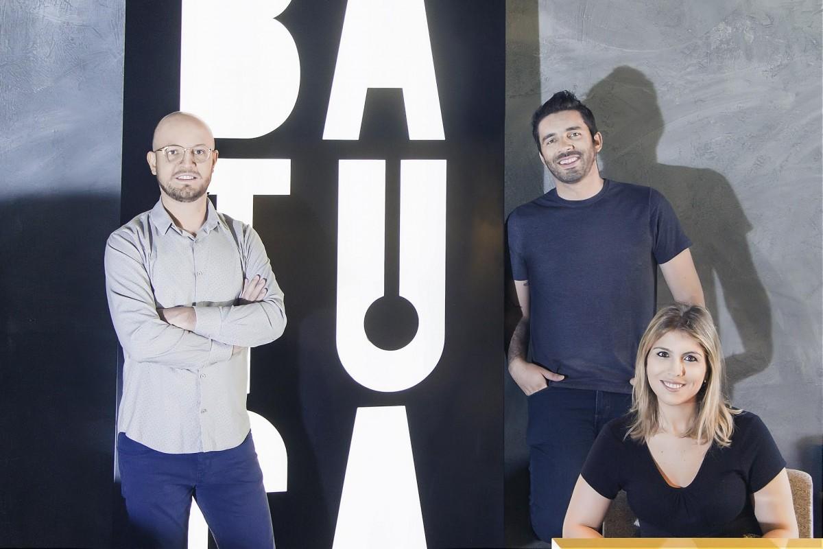 Fernando Massutti, André Lima e Helena Ben_Batuca