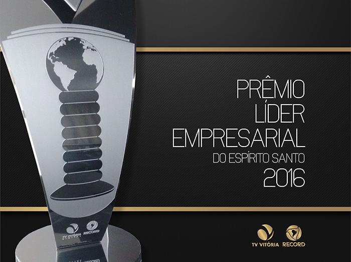 Prêmio Líder Empresarial 2016