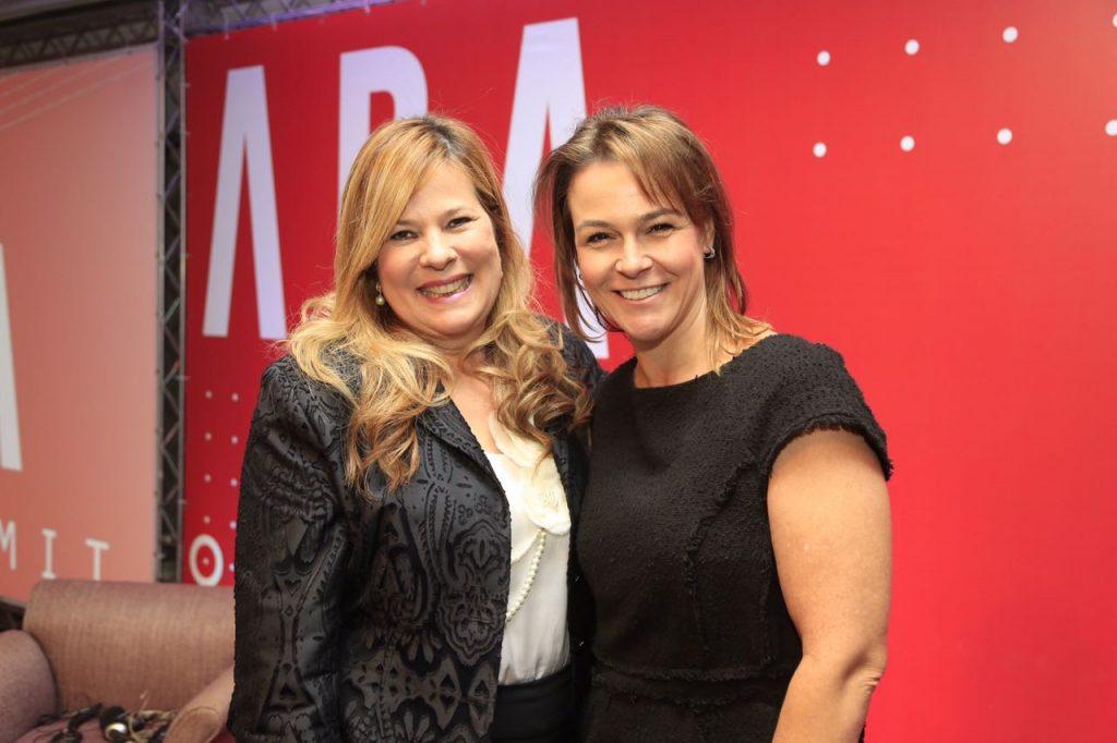 ABA Summit - Sandra Martinelli e Juliana Nunes