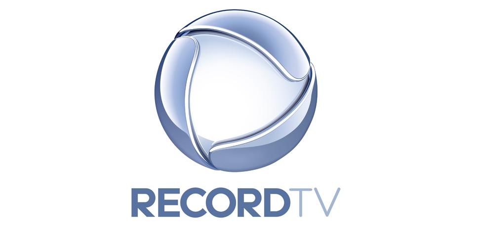 nova logo da record tv