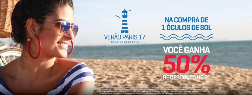 b0338d5821c35 MP assina campanha de verão das Óticas Paris - Mídia e Mercado