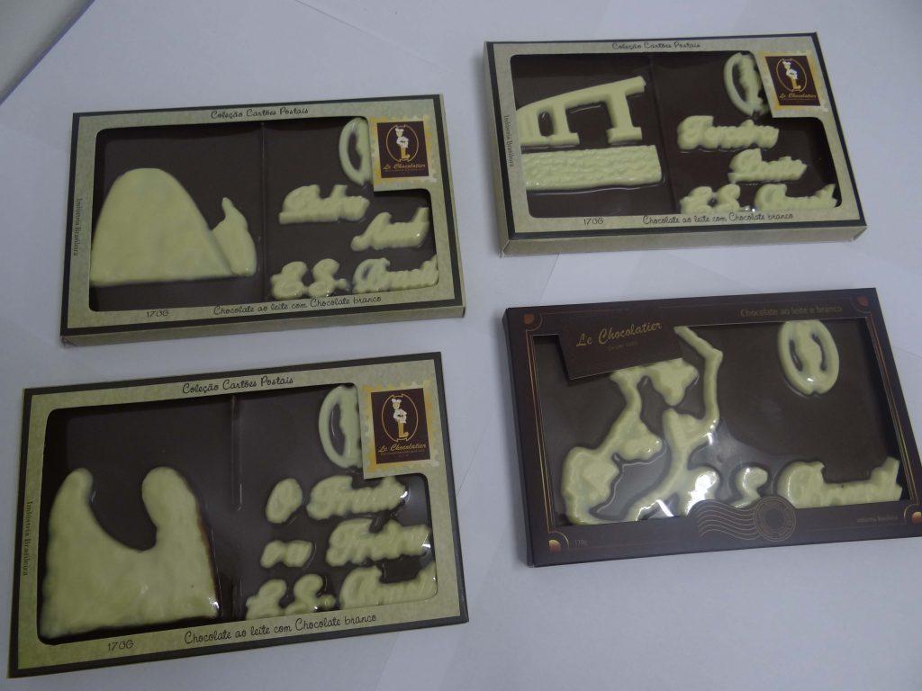 Icones do ES - Le Chocolatier