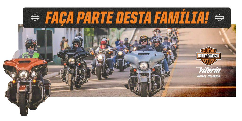 Campanha Harley-Davidson