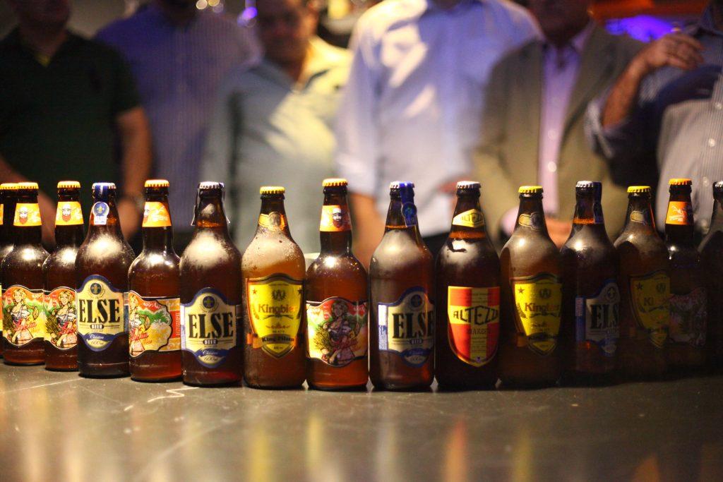 foto das cervejas artesanais