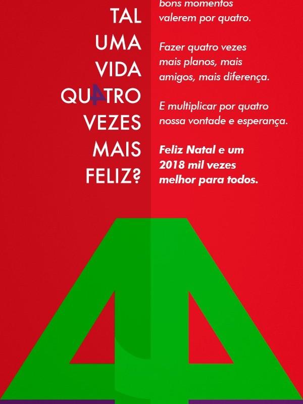 Feliz Ano Novo ! Festas e recesso nas agências