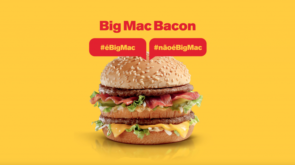 BIG MAC BACON