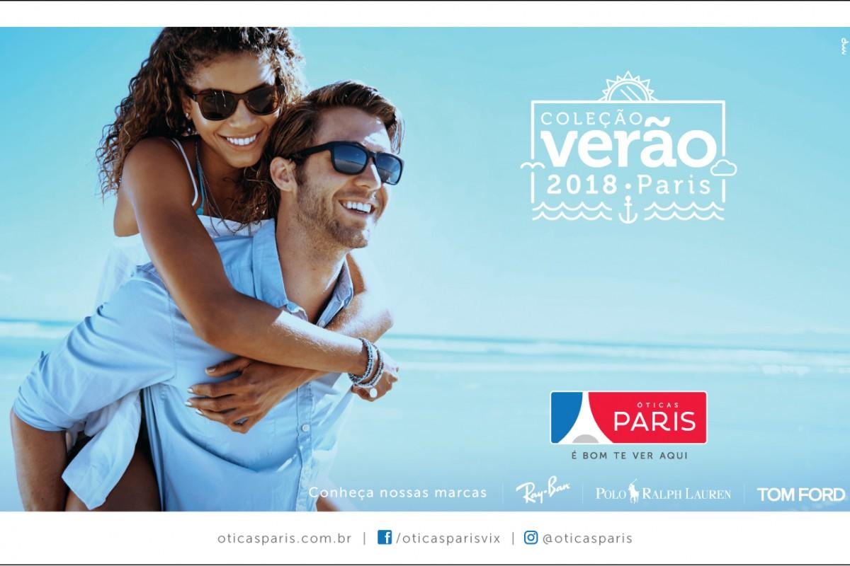 MP Publicidade assina campanha de verão das Óticas Paris