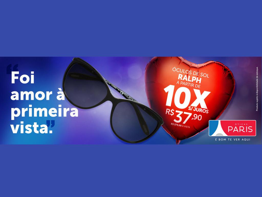 0a40c39a86d65 O amor está no ar nas Óticas Paris! - Mídia e Mercado