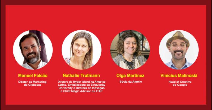 a6f1ac3ff36c9 ... Diretora da ABA), Claudia Fernandes (Diretora de Comunicação e Marca da  Azul e Diretora da ABA) e Andrea Mello (Diretora de Marketing Corporativo e  ...