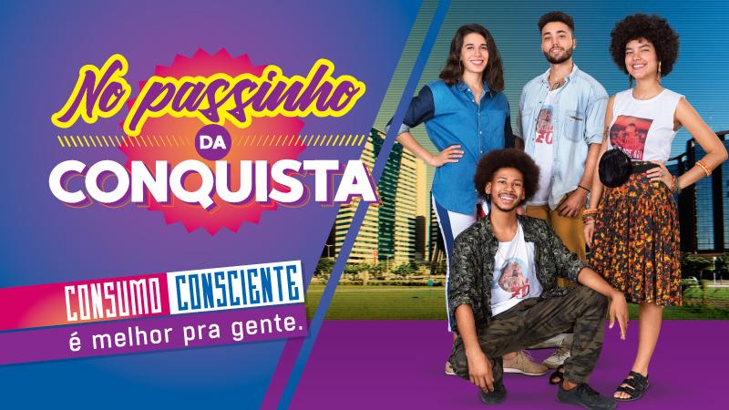 Procon de Vitória faz campanha sobre consumo consciente - Mídia e ... 55c24b0009205