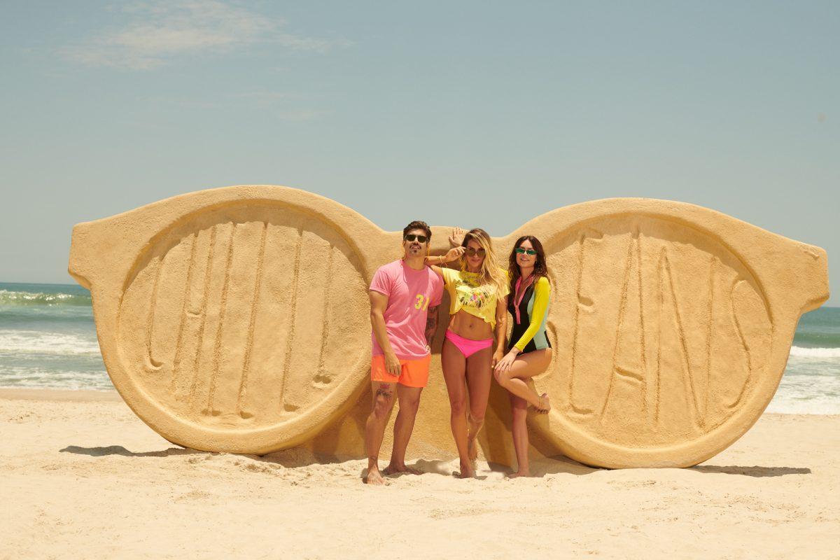 dbf12b8aa Campanha da Chilli Beans é estrelada por Giovana Ewbank e Thaila Ayala