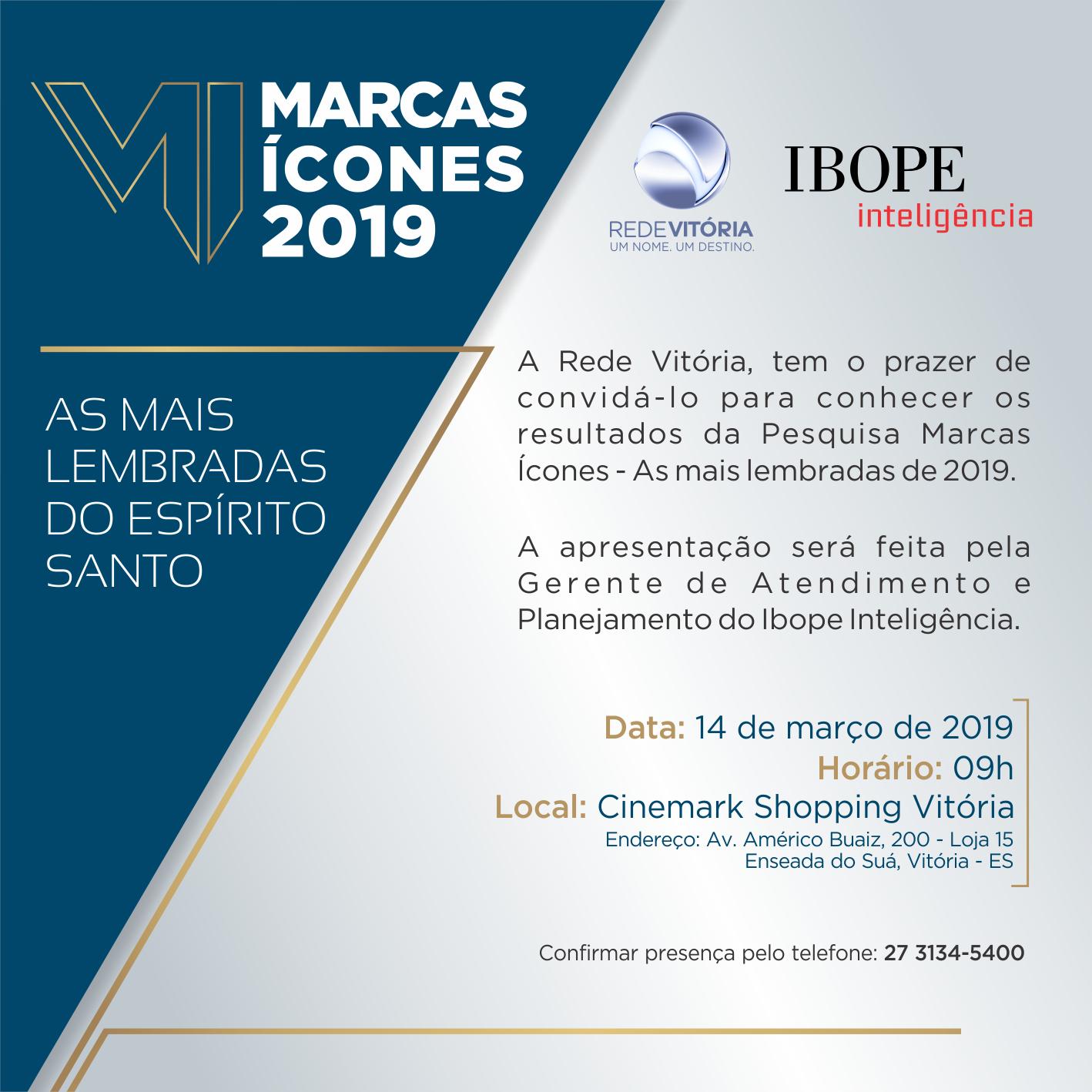 ec1675115df5e Rede Vitória recebe convidados para apresentação das marcas ícones ...